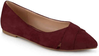 Journee Collection Winslo Flat - Women's