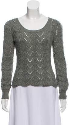 Louis Vuitton Wool-Blend Knit Sweater