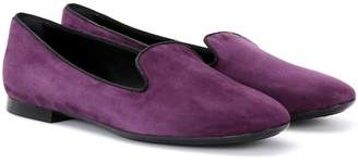Tod's Exclusive to mytheresa.com – Suede loafers