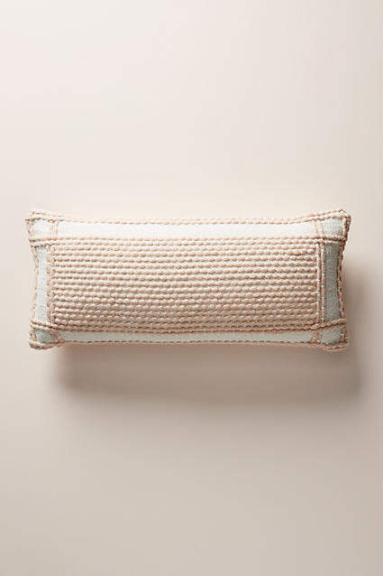 Anthropologie Wool Evie Pillow