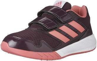 adidas Kid's Girl's AltaRun CF Running Shoes, Red Night/Super Pink/Core Black
