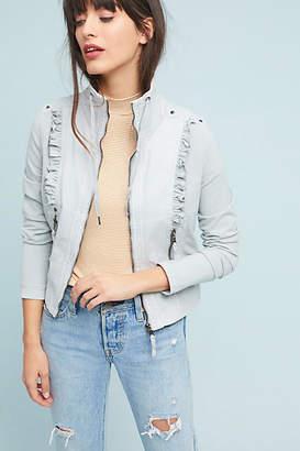 Marrakech Pearl Ruffled Jacket