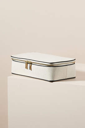 Neely & Chloe Colorblocked Jewelry Case