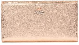 Ted Baker Kayy Bow Detail Leather Travel Wallet