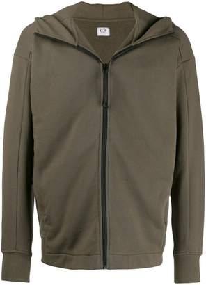 C.P. Company googles detail hooded jacket