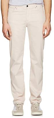 Marco Pescarolo Men's Stretch Cotton-Silk Five-Pocket Pants