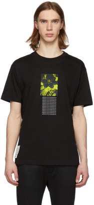 Diesel Black T-Wallace Y1 T-Shirt