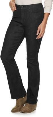 Croft & Barrow Women's Classic Curvy Bootcut Jeans