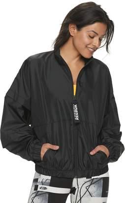 Reebok Women's Workout Ready MYT Woven Jacket