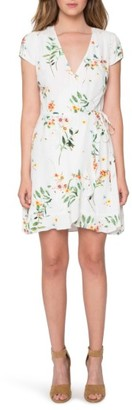 Women's Willow & Clay Wrap Dress $99 thestylecure.com
