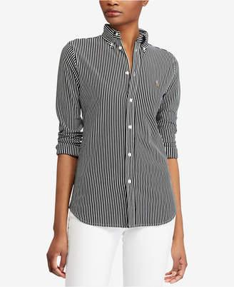 Polo Ralph Lauren Striped Oxford Cotton Shirt