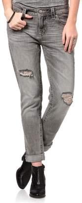 Miss Me Jeans Boyfriend Ankle Jeans