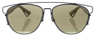 Christian Dior Technologic Mirrored Sunglasses w/ Tags
