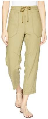 Free People Palmer Utility Skinny Women's Casual Pants