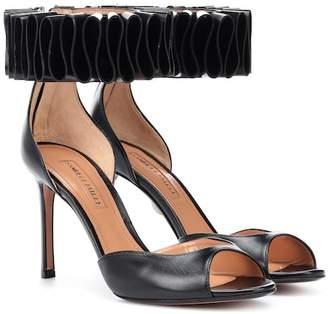 Samuele Failli Alexandra 90 leather sandals