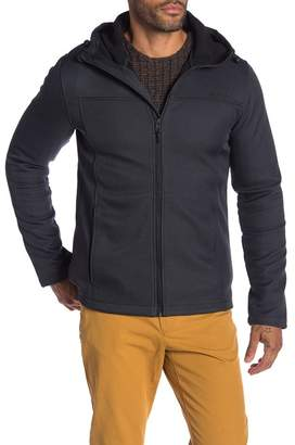 Bench Soft Shell Fleece Lined Zip-Up Hoodie