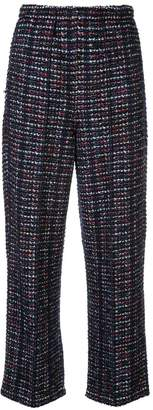 Coohem tweed tailored trousers
