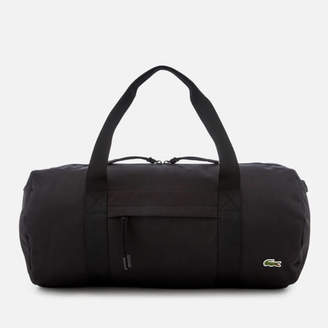 Lacoste Men's Barrel Bag - Black