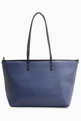 At Next Womens Navy Branded Tote