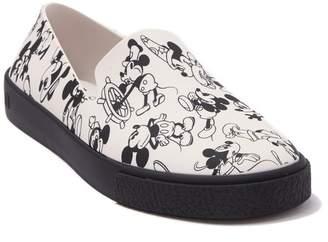 Melissa Ground Mickey Sneaker