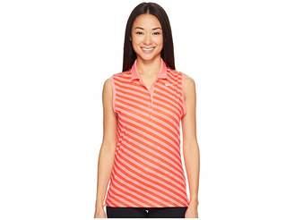 Nike Precision Print Sleeveless Polo Women's Sleeveless