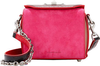 Alexander McQueen Multicolored Box Shoulder Bag