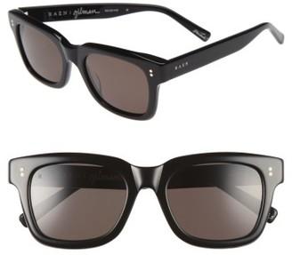 Women's Raen Gilman 52Mm Sunglasses - Black $150 thestylecure.com