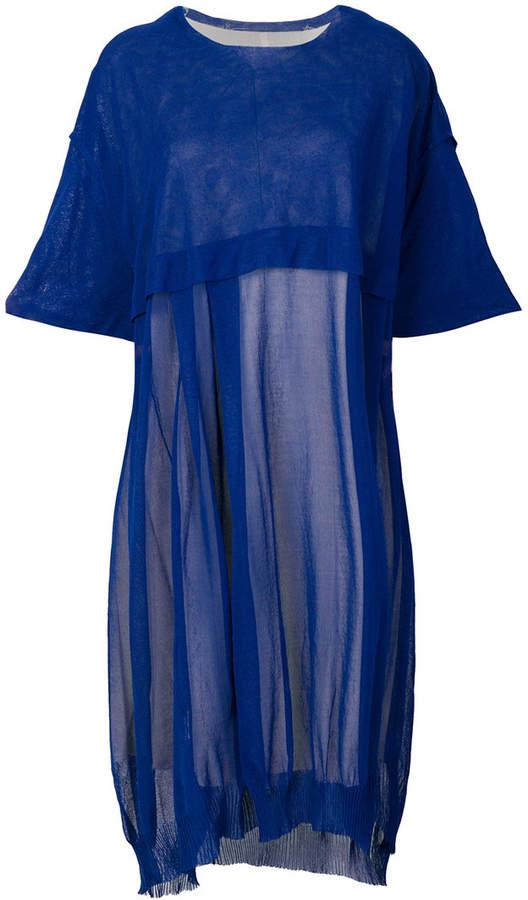 Boboutic layered dress