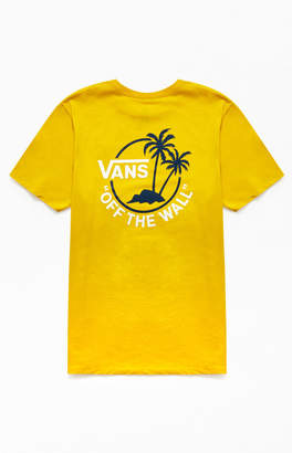 Vans Gold Mini Dual Palm T-Shirt