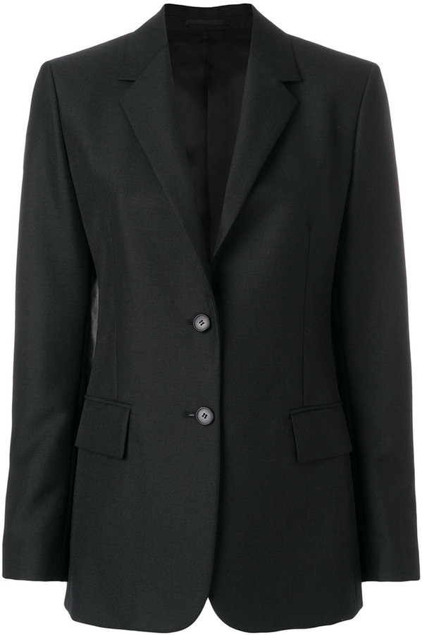 Calvin Klein 205W39nyc satin-lined blazer