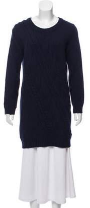 Cacharel Wool-Blend Long Sleeve Sweater