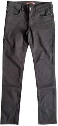 Comptoir des Cotonniers Black Cotton - elasthane Jeans for Women