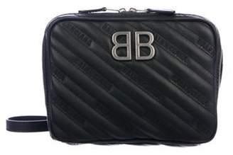 Balenciaga BB Reporter XS Crossbody Bag Black BB Reporter XS Crossbody Bag