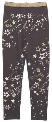 Truly Me Glitter Star Leggings