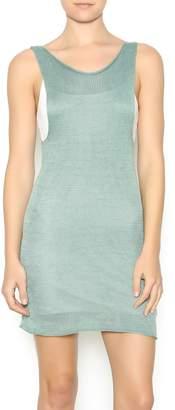 DC KNITS Sleeveless Bamboo Dress