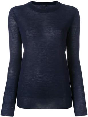 Joseph cashmere long-sleeved top