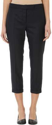 Thom Browne Low Rise Skinny Trousers