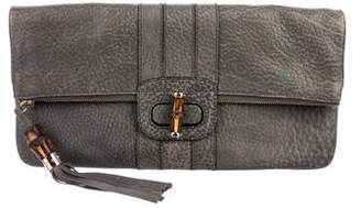 Gucci Bamboo Lucy Clutch