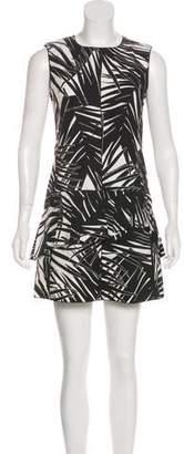 Marc Jacobs Sleeveless Mini Dress