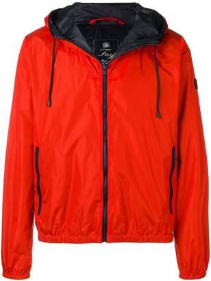 Fay reversible bomber jacket