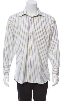 Burberry Casual Stripe Shirt