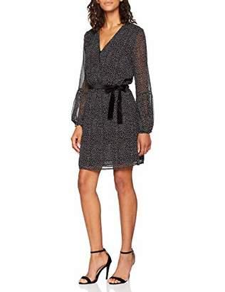 Le Temps Des Cerises Women's FPOLKA0000000ML Party Dress,(Manufacturer Size: XS)