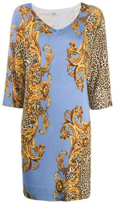 Liu Jo baroque print dress