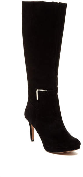 Nine West Nine West Evah Stiletto Riding Boot