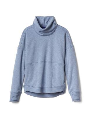 Athleta Girl Crazy Cozy Cowl Neck