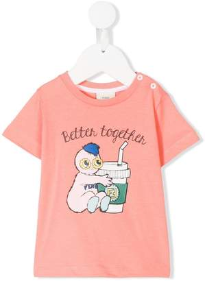 Fendi Better together T-shirt