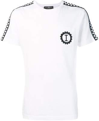 Hydrogen contrast logo T-shirt