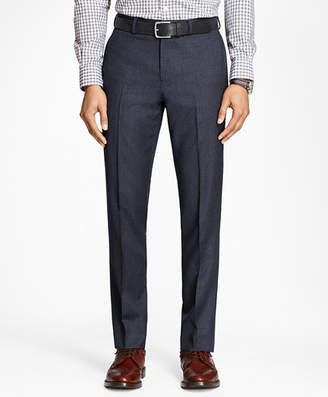Brooks Brothers Pinstripe Wool Trousers