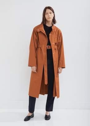 Isabel Marant Jaci Cotton Trench Coat