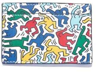 Alice + Olivia Keith Haring X Ao Elle Card Case